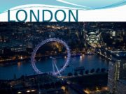 LONDON  London is the capital Great Britain