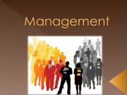 Management is very exciting and rewarding career. A