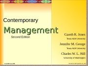 Презентация managers and managing