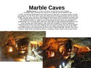 Marble Caves  Marble Caves is a cave