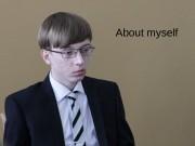 About myself  My name is Markin Maksim.