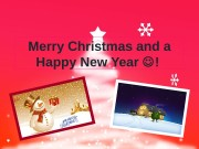 Презентация merry-christmas-and-a-happy-new-year