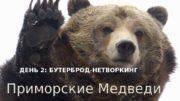 Приморские Медведи ДЕНЬ 2: БУТЕРБРОД-НЕТВОРКИНГ  Наши медведи