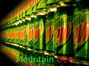 Mountain  Dew   • Mountain Dew