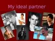 My ideal partner  Each girl has an