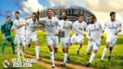 My Idol Sport Team Bebenin Pavel. Real Madrid