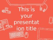 This is your presentat ion title  What's