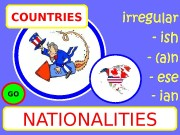 Презентация nationalities endings 2