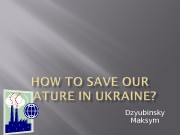 Dzyubinsky Maksym  Air pollution cause or make