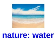 nature: water  water  sea  undersea