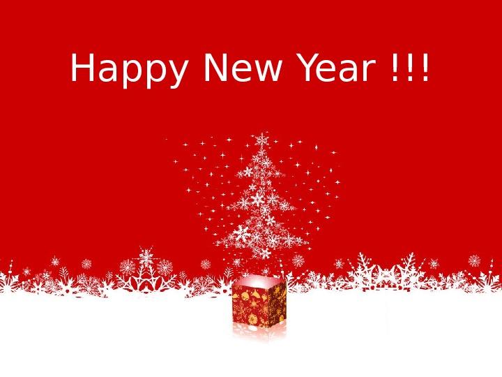 new year ppt template 004 happy new year toneelgroepblik Choice Image