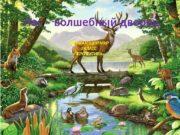 Лес – волшебный дворец ОКРУЖАЮЩИЙ МИР 3 КЛАСС