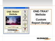 Презентация onetrax template design