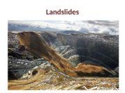 Landslides  3 types of landslides Falls