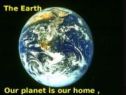 Презентация our planet