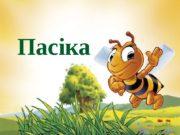 Пасіка  Пасічник  Вулики  Бджолина сім'я