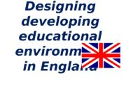 Designing developing educational environment in England  Mathematics