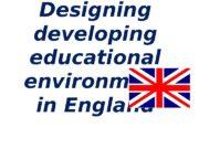 Designing developing educational environment in England  Mathematics