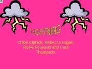 Chlo é Elphick, Rebecca Fagan,  Rosie Pounsett