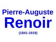 P ierre-Auguste  Renoir (1841 -1919)  Self-portrait