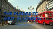 Презентация places to visit in Londo2