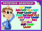 Презентация possessives