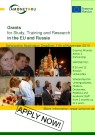 Grants forStudy, TrainingandResearch intheEUandRussia ScholarshipApplicationDeadline:  11 thofNovember
