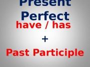 Презентация present-perfect 1