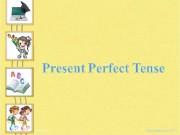 Презентация present perfect tense