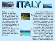 Презентация presentazione finale italia