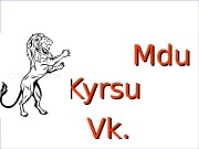 Mdu Kyrsu  Vk.  SYMBOLS OF GREAT