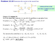 Problem 1 2. 10 Determine the current in