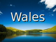 Wales  Which country does Wales border on