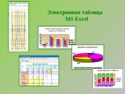 Презентация Работа в Excel