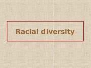 Racial diversity  130. 000  80. 000