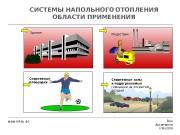 Индустрия Здания Спортивные площадки Спортивные залы и подогреваемые