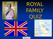 ROYAL FAMILY QUIZ 900 igr. net  Королева