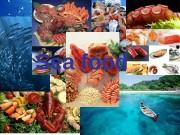 Презентация sea food