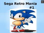 Sega Retro Mania
