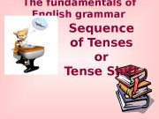 The fundamentals of English grammar  Sequence of