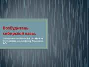 Презентация sib yazva finish