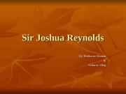Sir Joshua Reynolds By Bukharev Roman && Fedorov