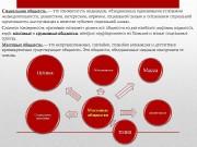 Презентация социальные общности Тюшкевич А Л