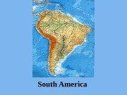 South America  +24 — +25 annual