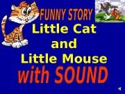 Презентация стишок little mouse