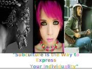 Презентация subculture english