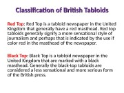 Презентация tabloids