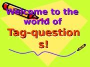 Презентация tag-questions