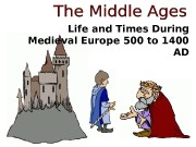 Презентация the middle ages