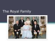 The Royal Family  Queen Elizabeth II